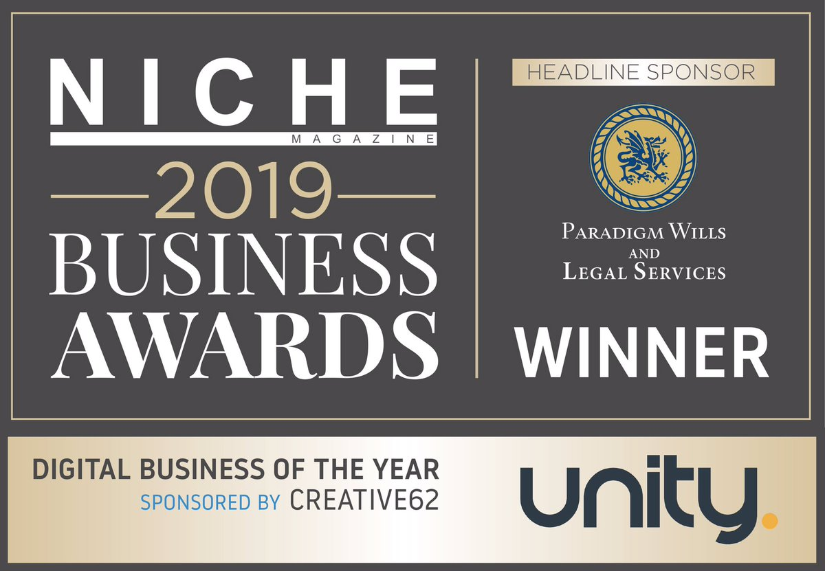 niche 2019 digital business of the year